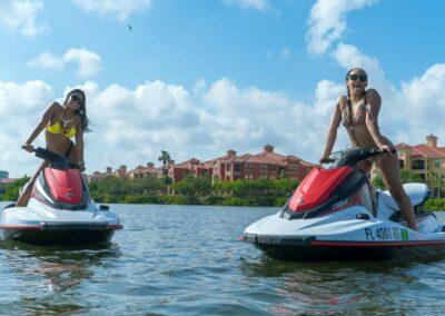 JET SKI RENTAL CLEARWATER BEACH FLORIDA