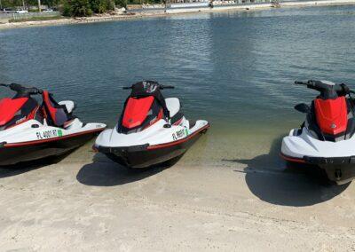 jet ski fleet