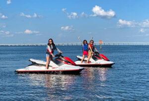 Jet Ski Rentals Clearwater Beach Florida